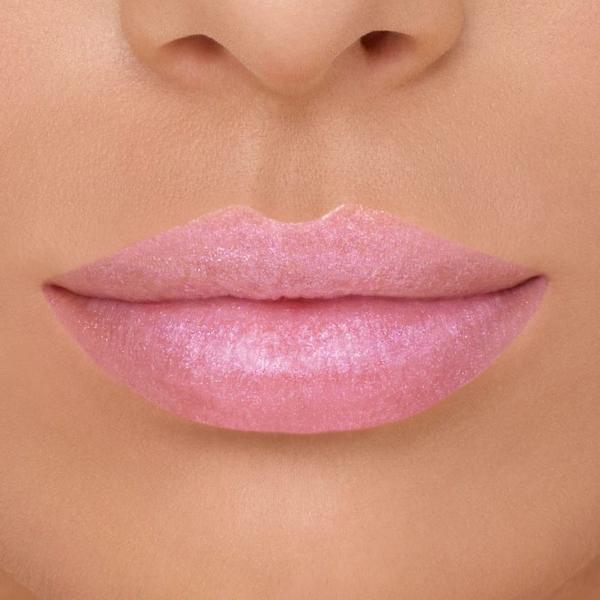 1 blush Pinky 01 + 1 Gloss Sex Time 23