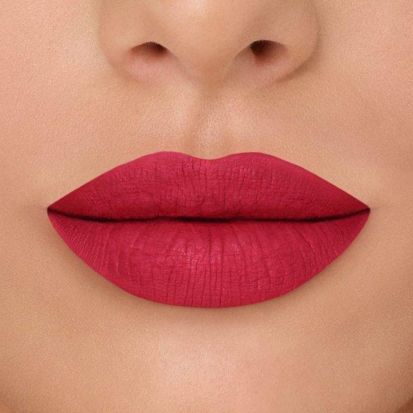 1 pack de 4 lipsticks rouge intense