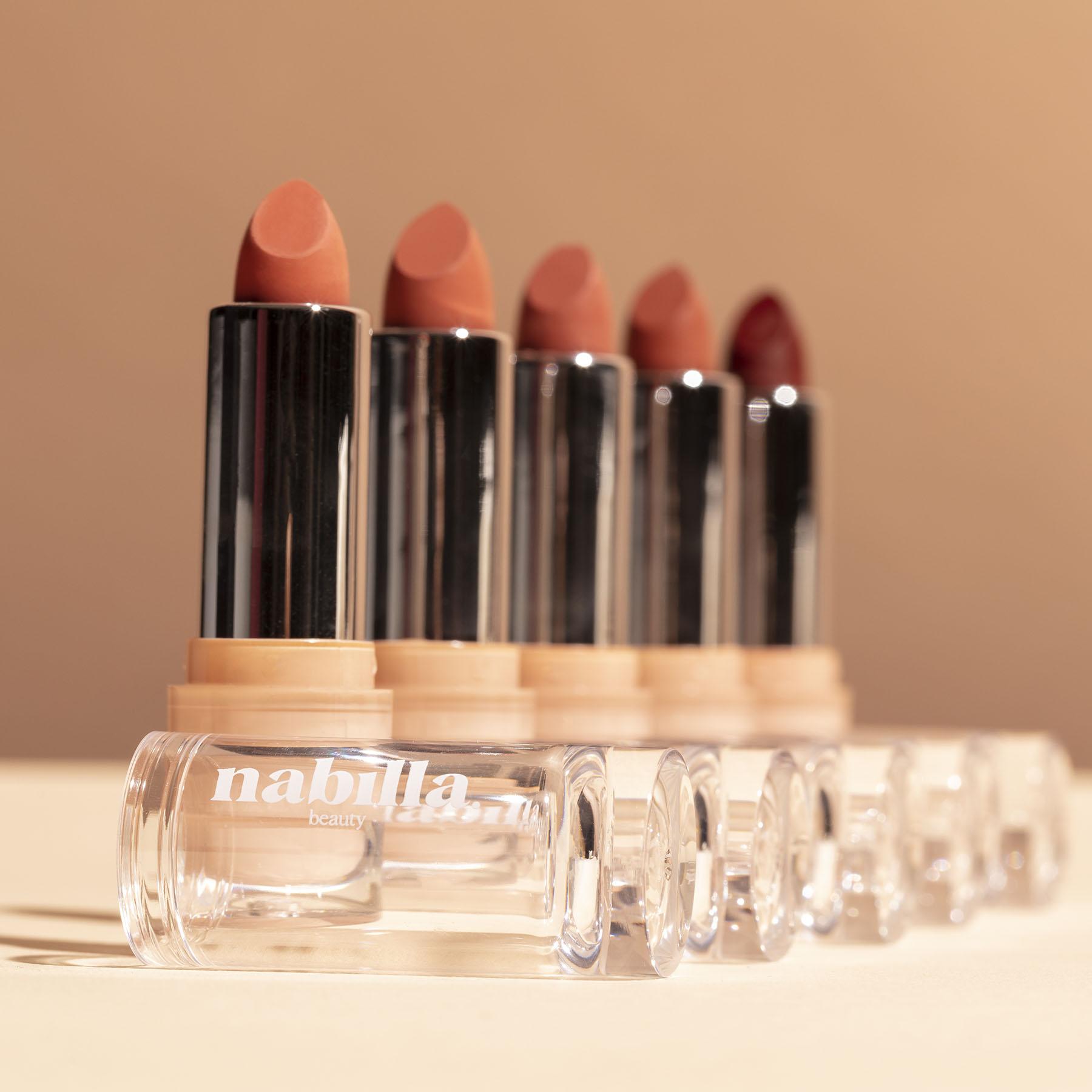 1 Déshabillé Nude + 1 palette + 1 lipstick